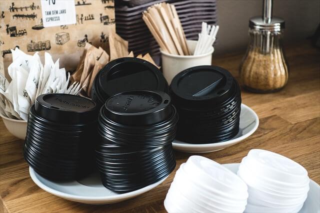 サスティナブルライフ使い捨て食器