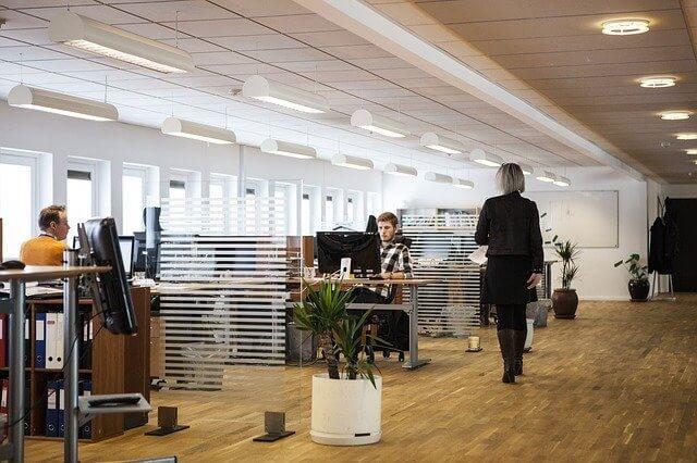 サスティナブルライフオフィス会社節電空調冷房