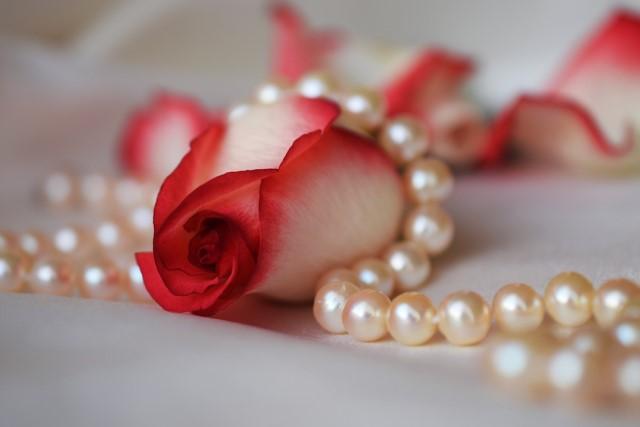 愛情を一身に受けたいならバラのモチーフがオススメ