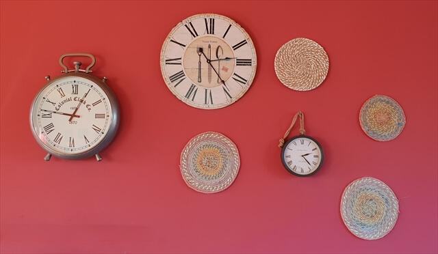 時計インテリア風水