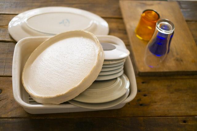 断捨離風水皿食器