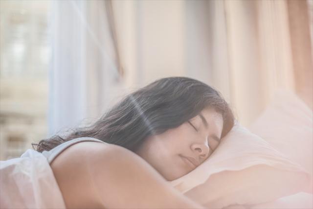 眠り効果アロマ