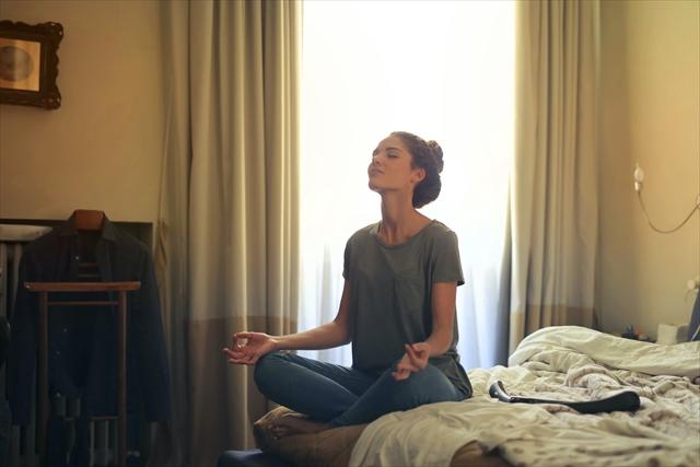 マインドフルネス瞑想効果