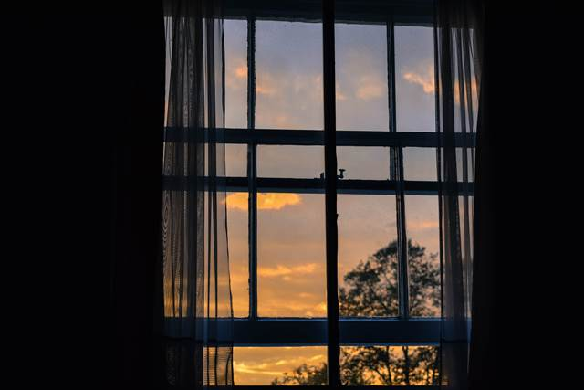 やってはいけない風水閉じられたままの窓